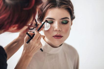 The genius trick for finding an eyeshadow color that brings out your eyes