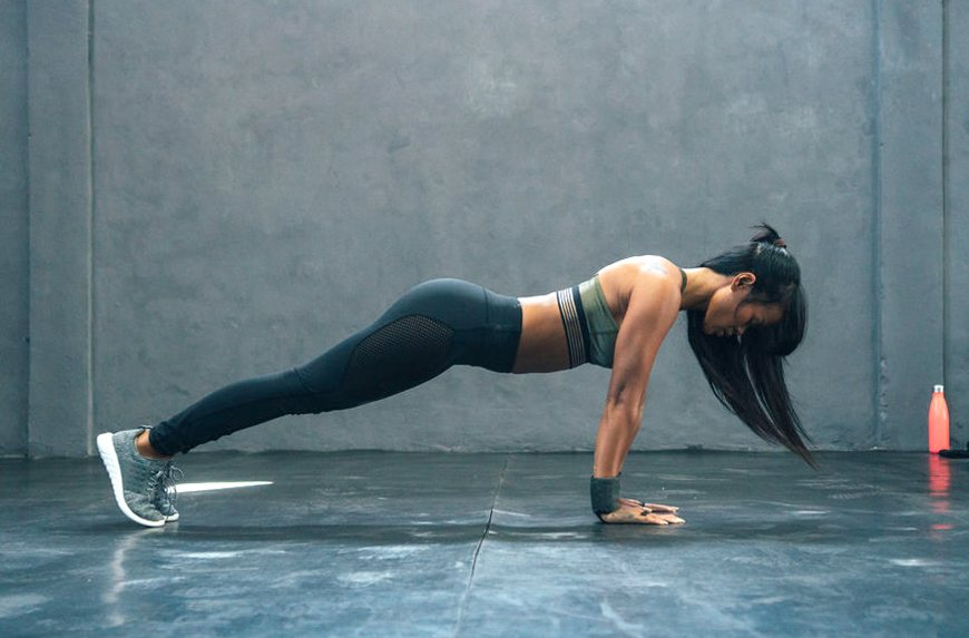 6 push-up tweaks to target different muscle groups (abs included, ofc)