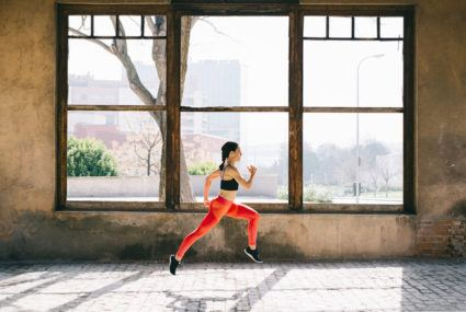 The sunshine vitamin holds major potential for your cardio workout