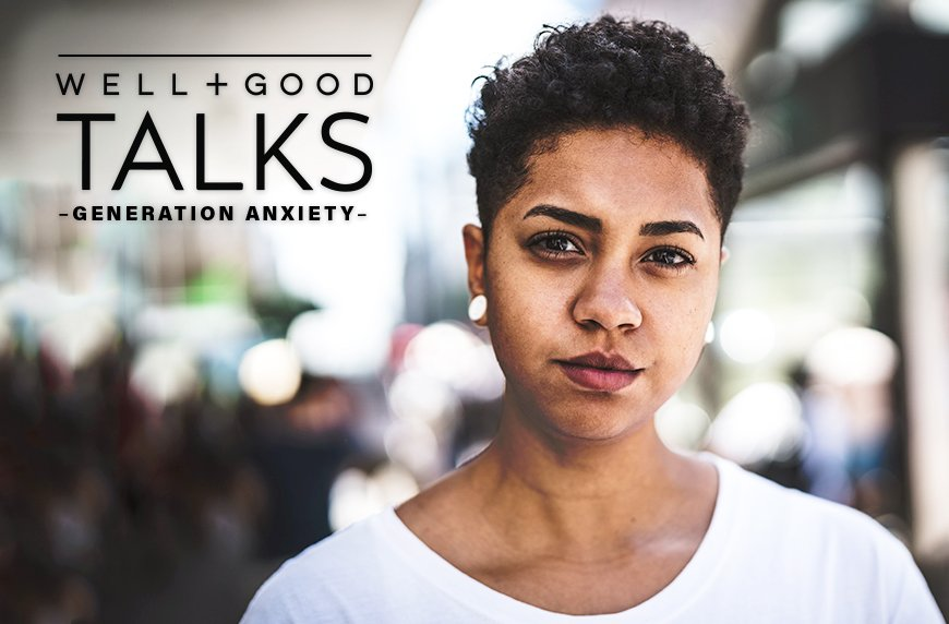 Thumbnail for We asked over 2,700 Well+Good readers about their anxiety—here's what they had to say