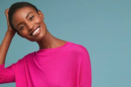 Let neon knits light the dark days ahead
