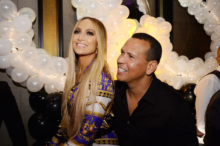 Thumbnail for A-Rod's investment in keto cookies is a sweet, romantic gesture for J.Lo