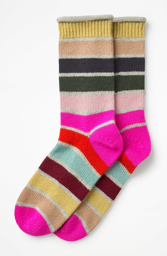 Thumbnail for The only pairs of cozy socks you'll need this winter