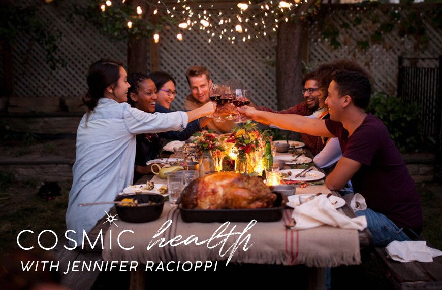 Thumbnail for Dreading Thanksgiving dinner is so 2016—this year it could be *really* festive
