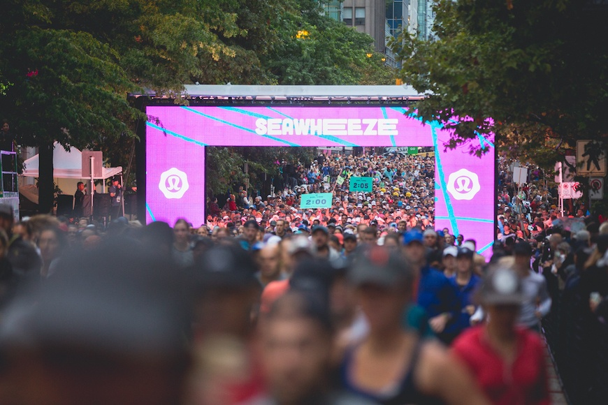 Thumbnail for Inside the Most Exclusive Half Marathon in the World, Hosted by Lululemon