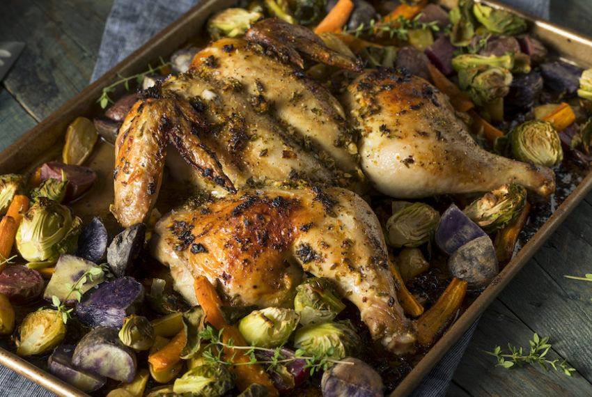 You can cut your turkey cooking time in half with this quick hack