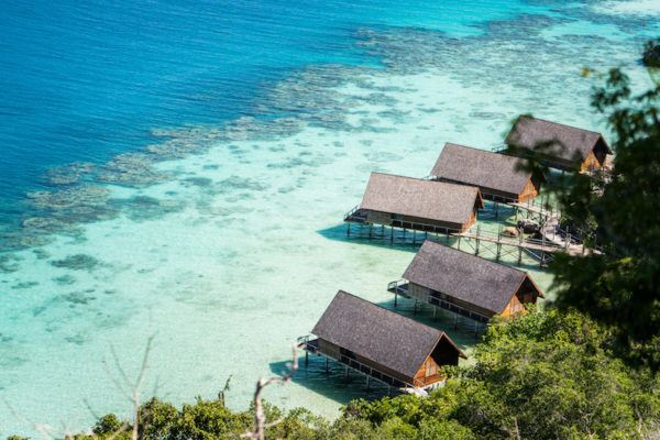This brand new private island is the sustainable wedding destination of your dreams