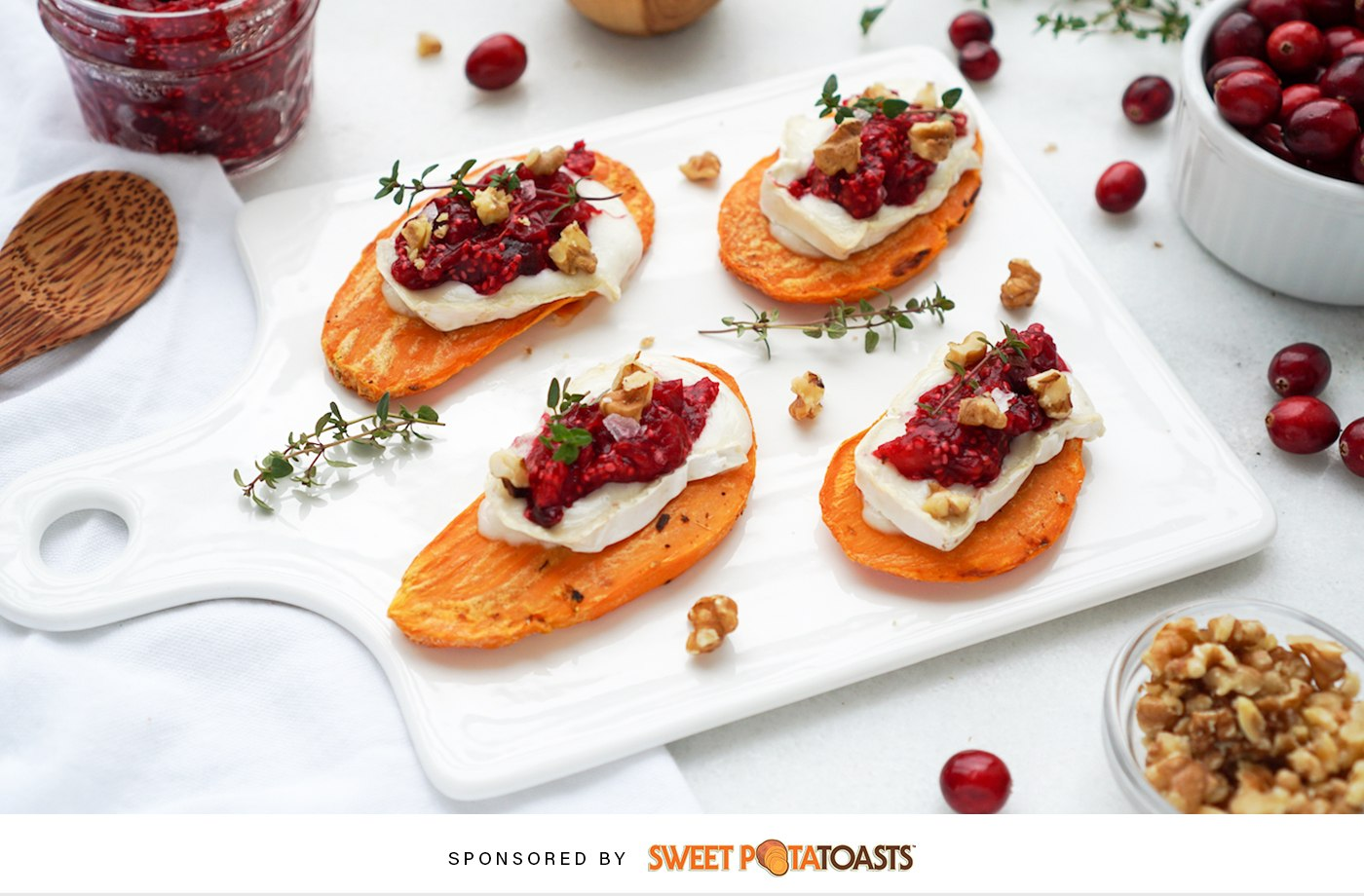 Use this sweet potato toast hack for next-level gluten-free appetizers