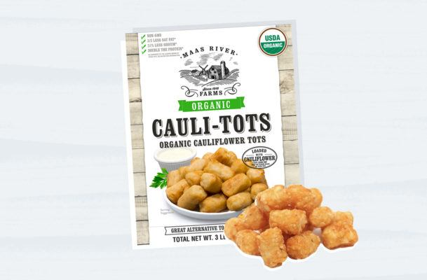 Costco has now jumped on the cauliflower tots bandwagon and I'm here for it