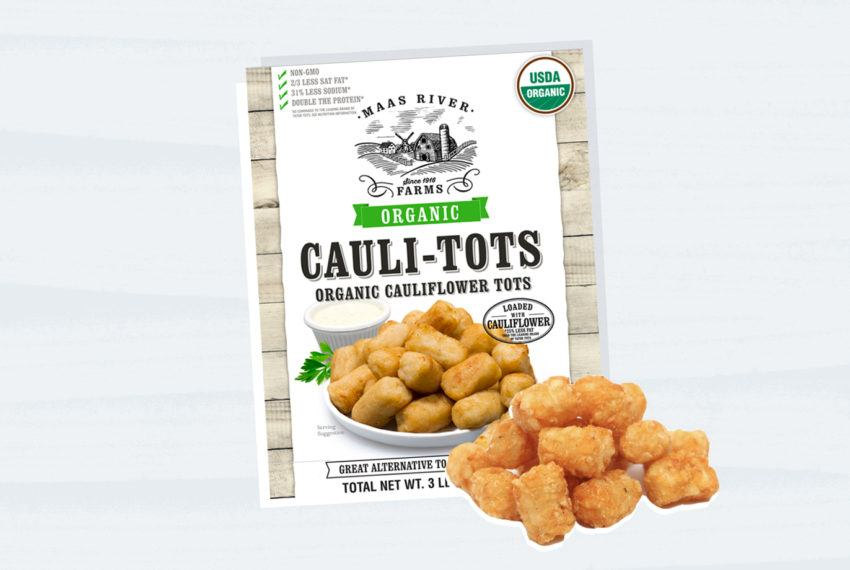 Costco has now jumped on the cauliflower tots bandwagon and I'm here for...
