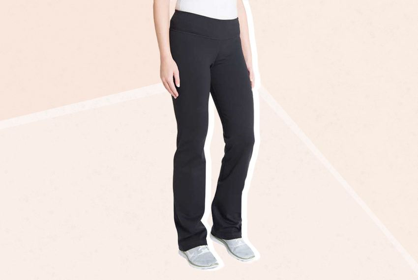 "I'm 5' 11"" and I swear by these $17 Costco yoga pants"