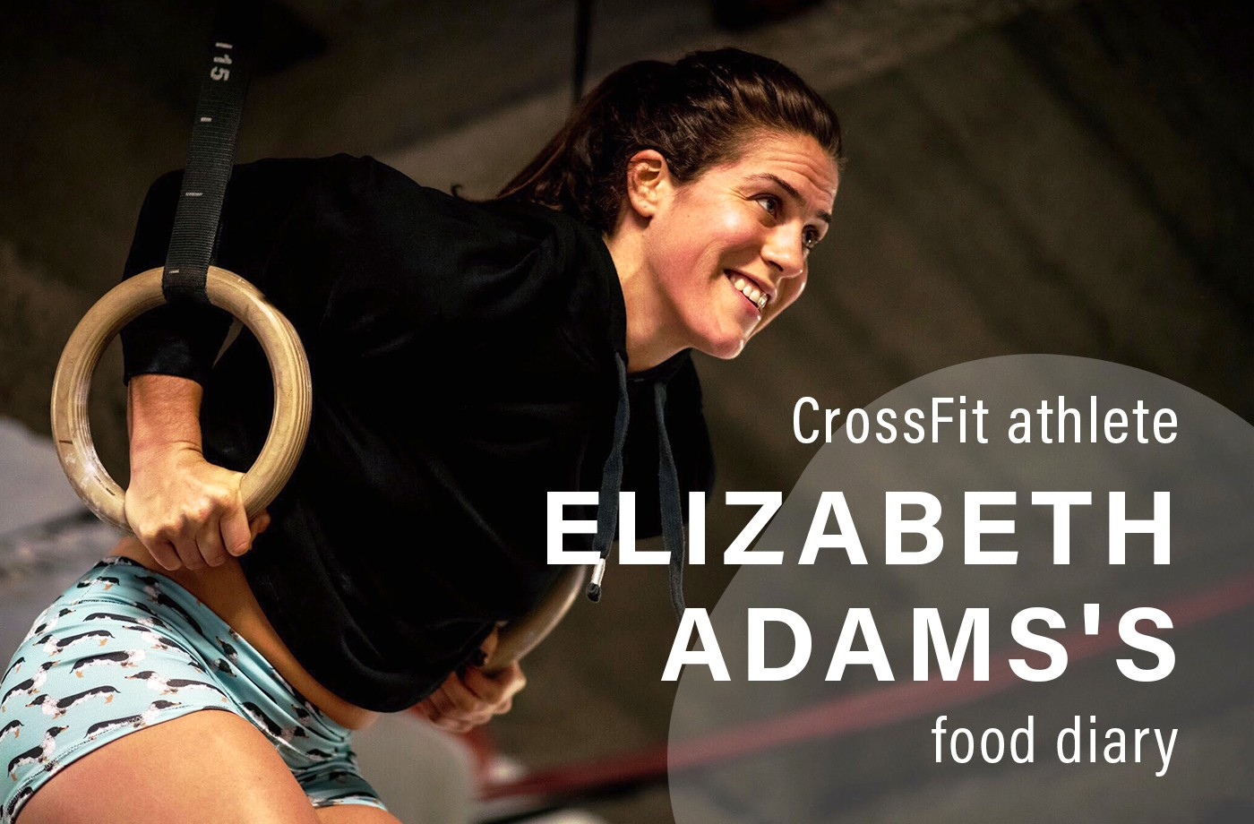 Thumbnail for We asked athlete Elizabeth Adams for her crossfit meal plan—here's what it looks like