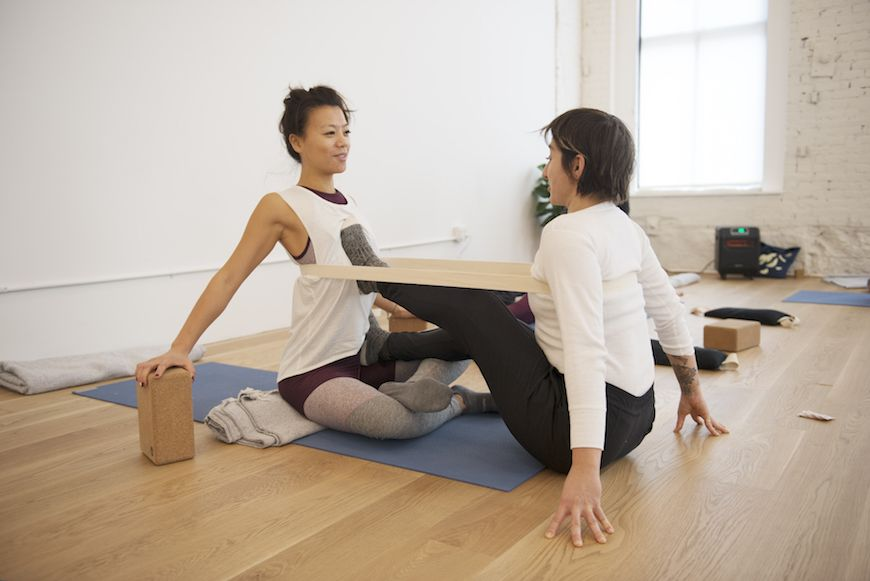 Yoga teacher training near me in NY and LA | Well+Good