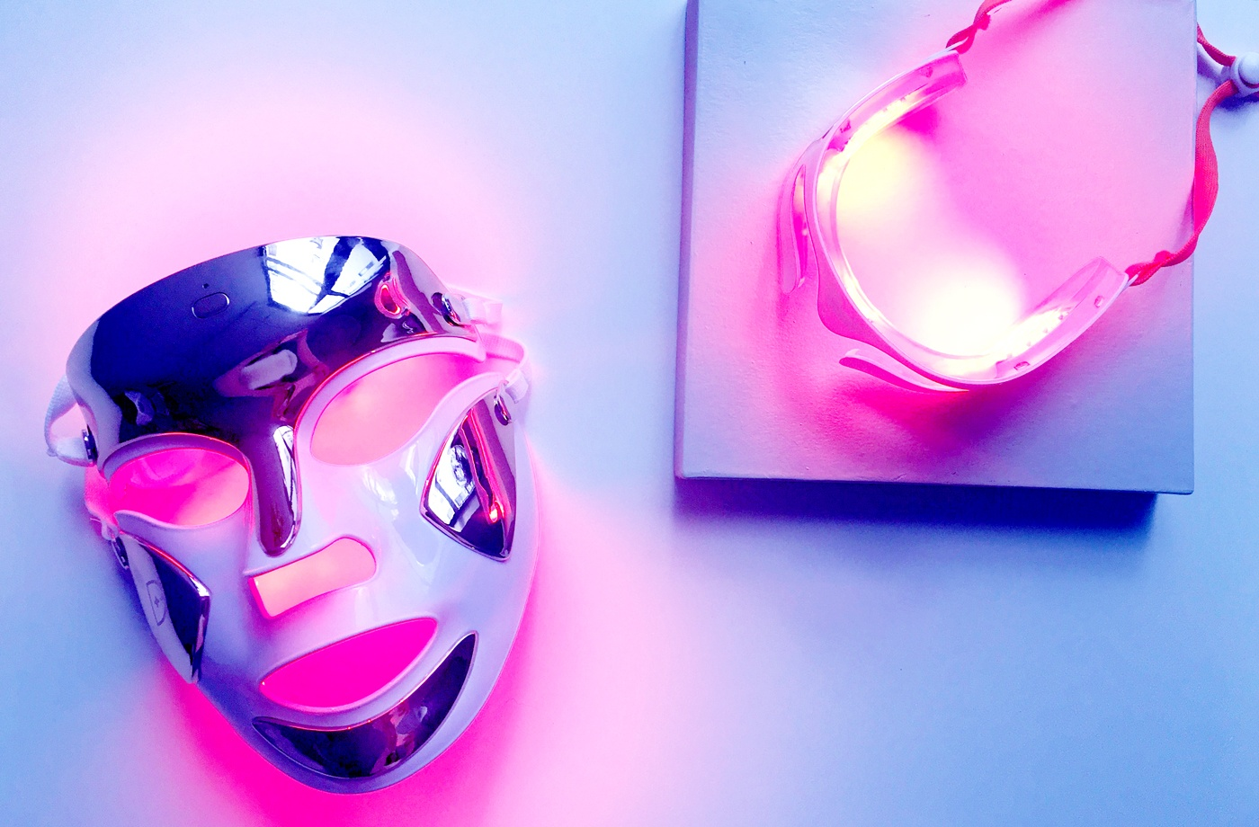 Thumbnail for The Best at-Home LED Masks to Brighten Your Skin and Scare Your Instagram Followers