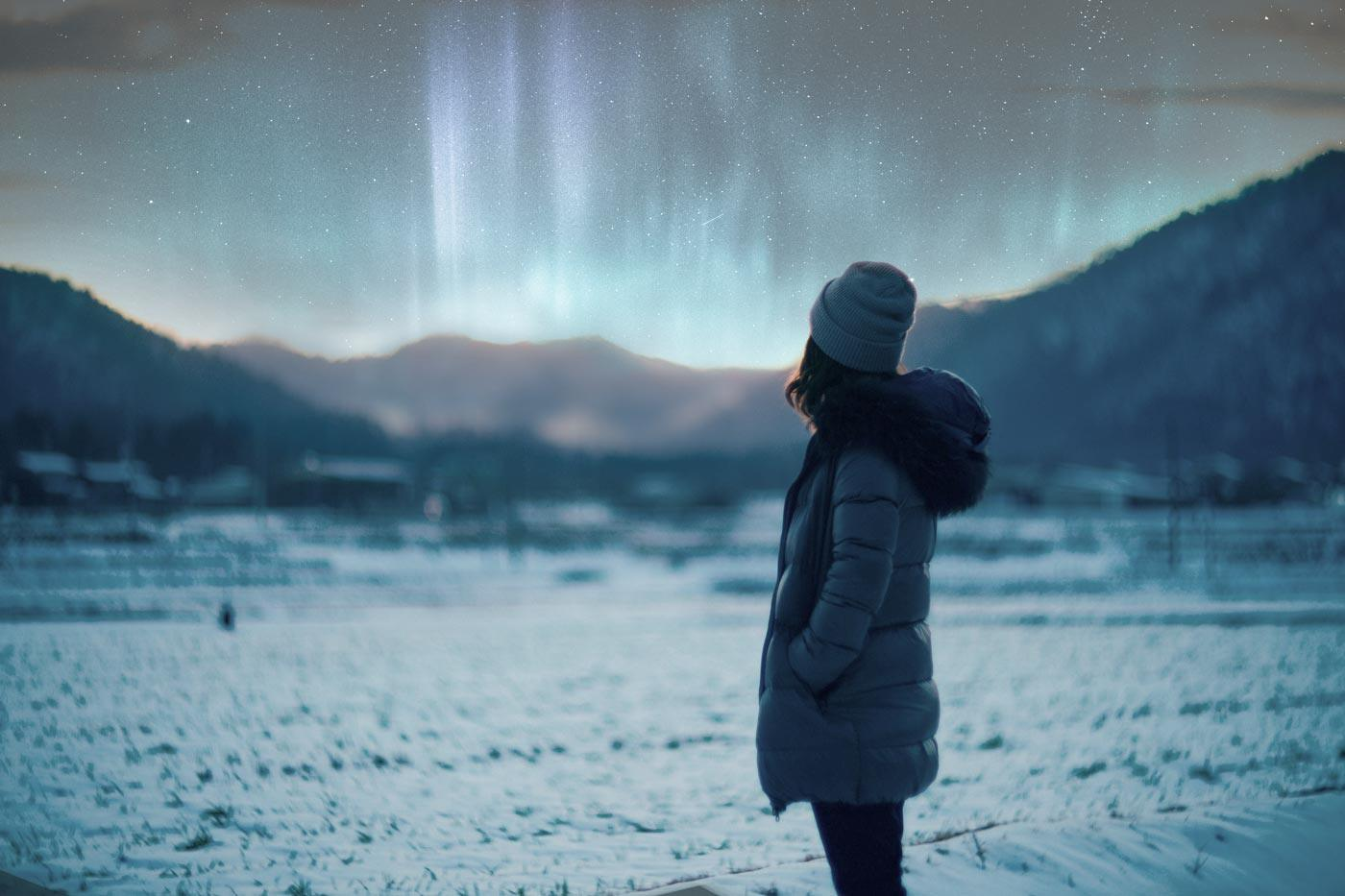The 7 best place to see northern lights around the world | Well+Good