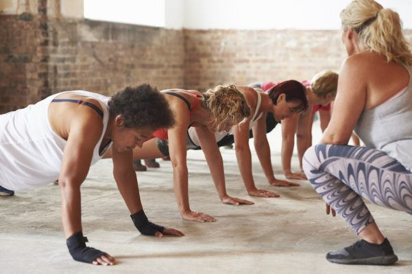Properly mastering the plank will give you a full-body workout in just one move