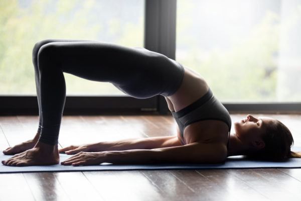 Bridge poses are apparently great for your sex life, so here's how to do them the right way