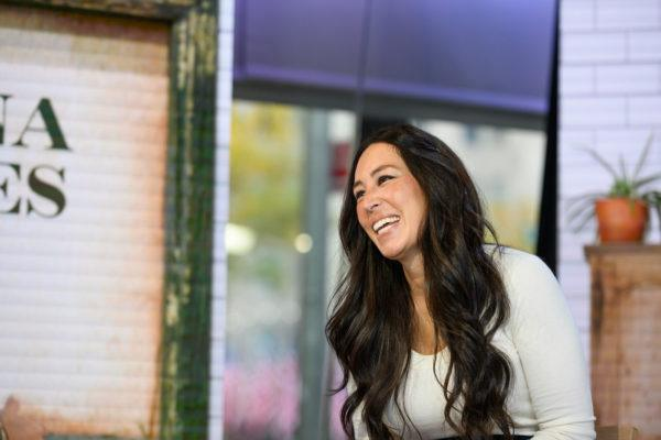 Joanna Gaines has a decluttering hack using your cutting board (the kitchen tool of the moment)