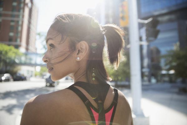 What running the NYC marathon taught me about myself—and my bod
