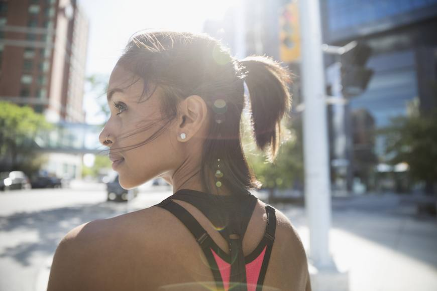 Thumbnail for What running the NYC marathon taught me about myself—and my bod