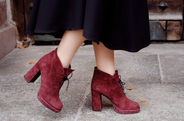 The Barre Class Secret to Making Any Pair of Heeled Boots More Comfortable
