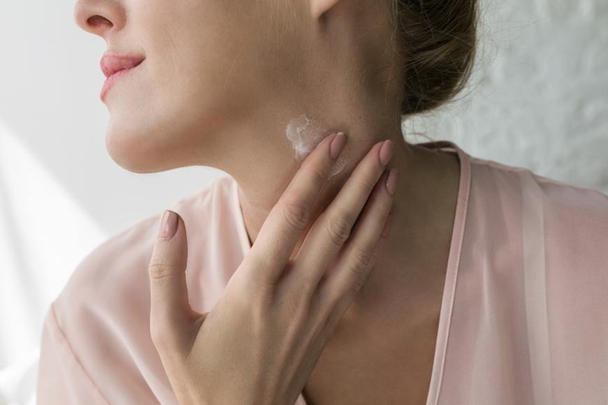 Banish tech neck with these editor-approved décolletage creams