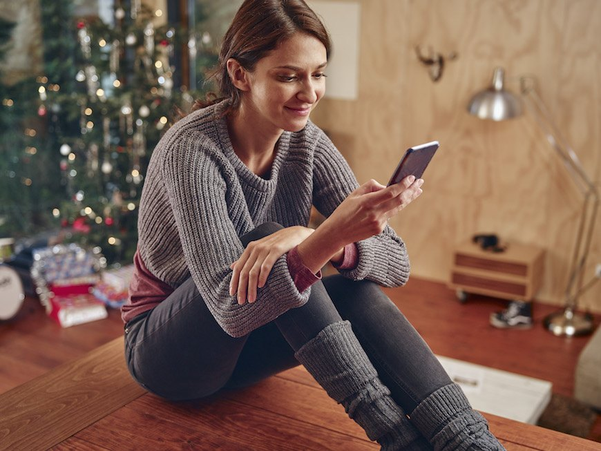 Thumbnail for 5 ways to enjoy digital downtime over the holidays, without disconnecting completely