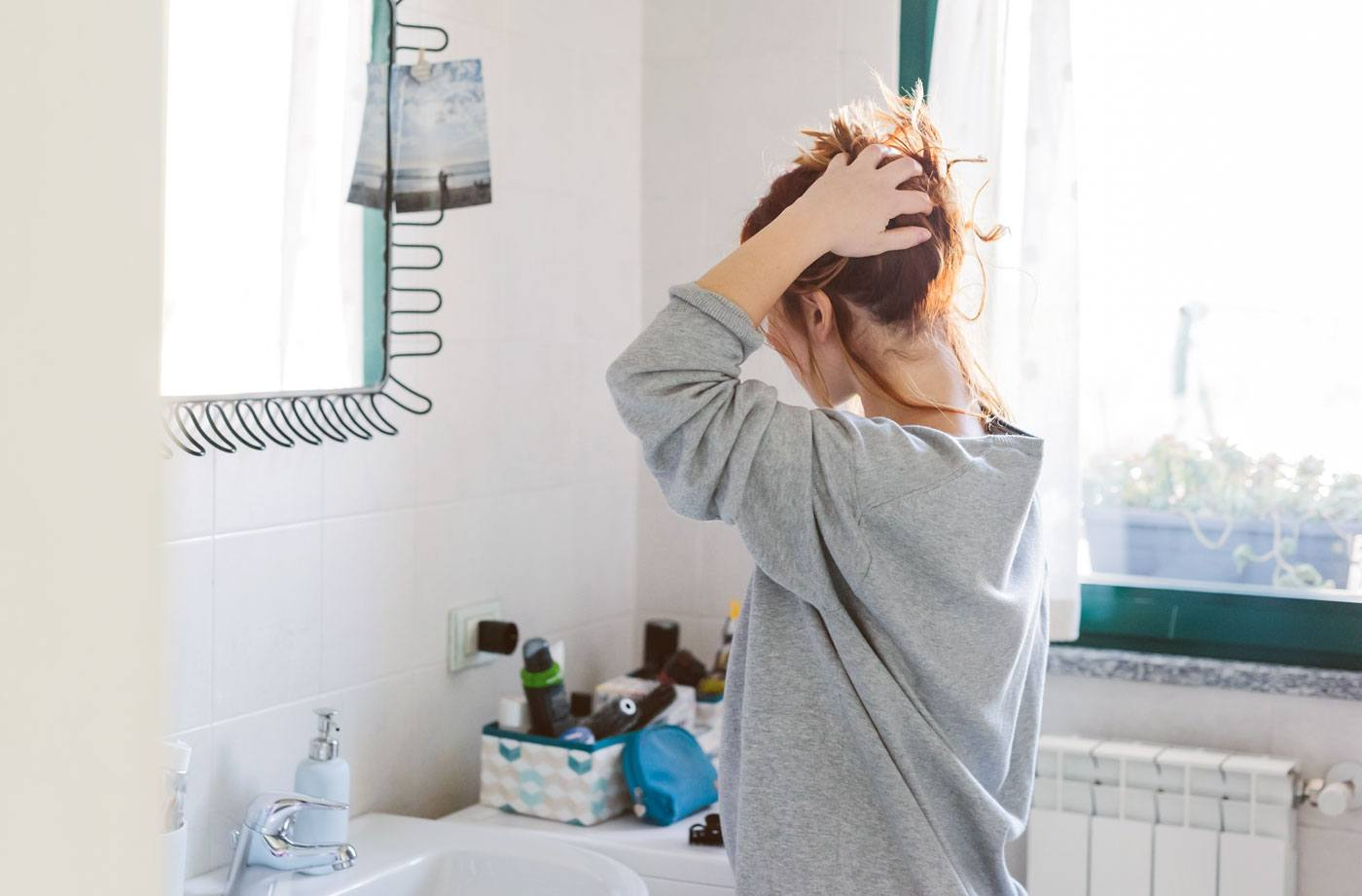 Thumbnail for A Dermatologist Weighs in on How Long to Use That Dandruff Shampoo