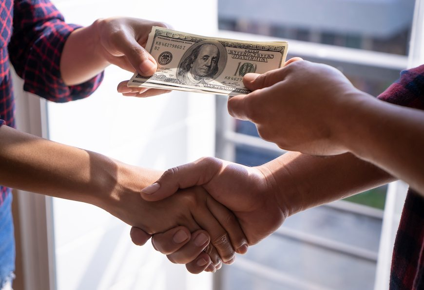 Contemplating lending money to a friend? Here are expert tips