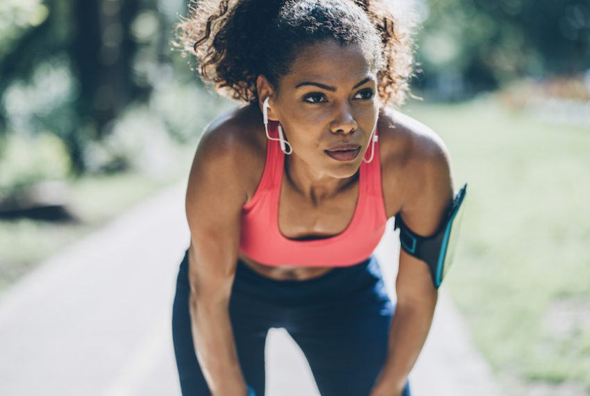 Some days it's just harder to run—here's why that's totally normal