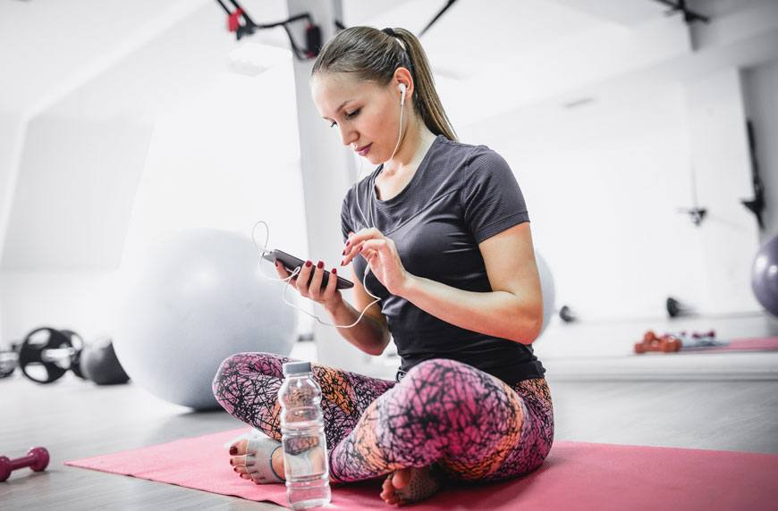 Thumbnail for Audio-only workout apps are going to transform your fitness routine for the better