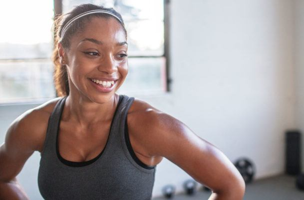 Exercising for *this* amount of time can help boost your immunity