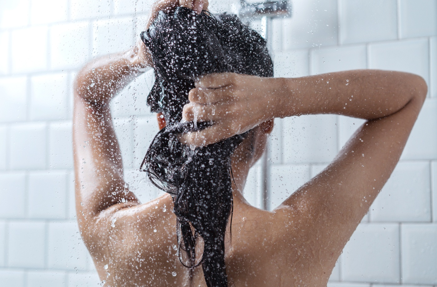 Thumbnail for This simple test could tell you if you're washing your hair too often
