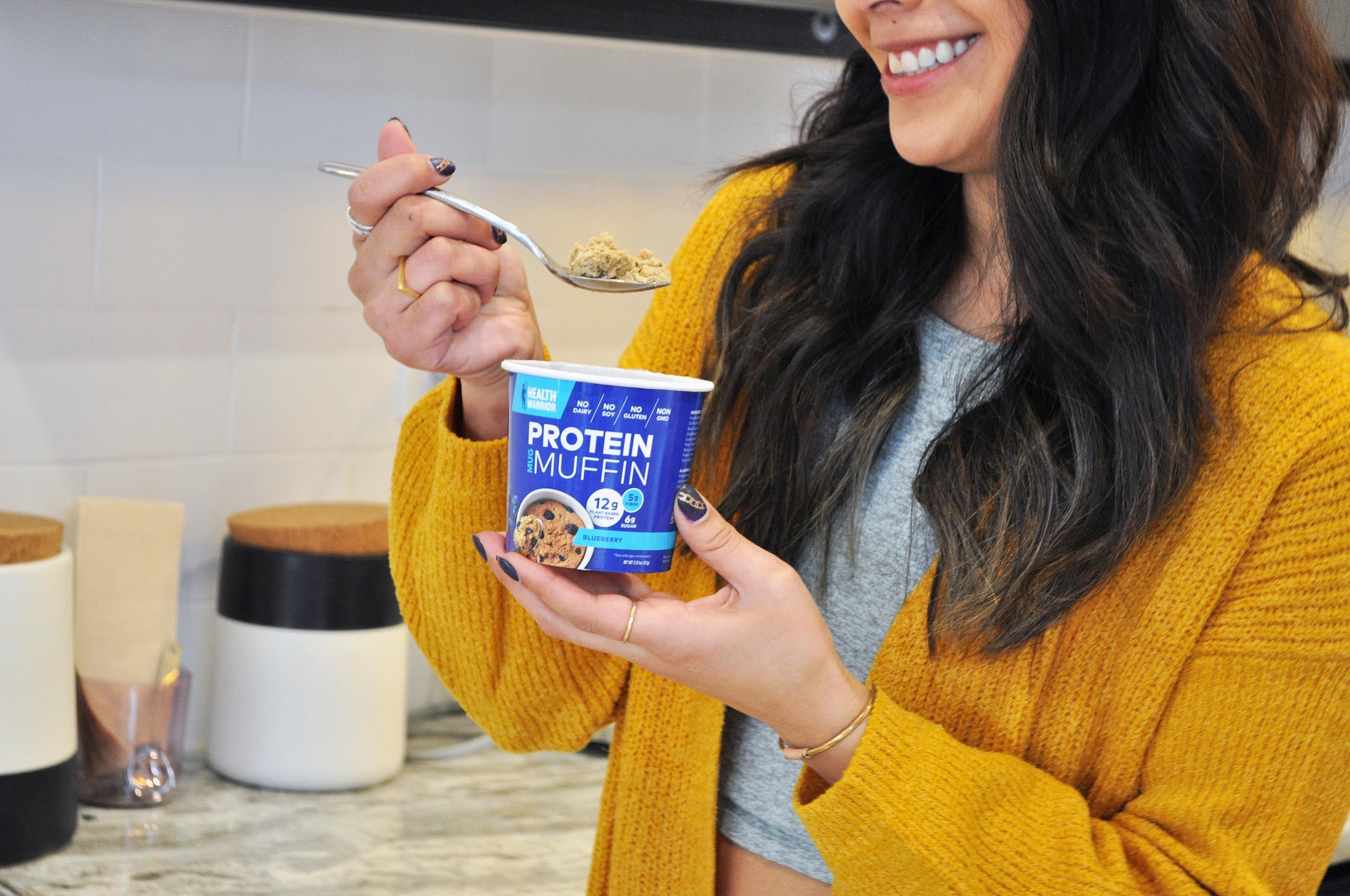 Protein mug breakfast