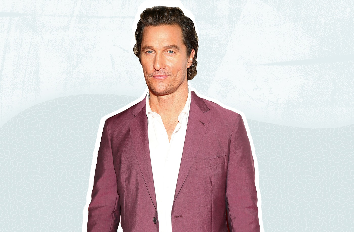 Try this bedtime story for adults from Matthew McConaughey ...