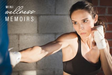 After years of hating exercise, I found a workout that makes me feel like Wonder Woman