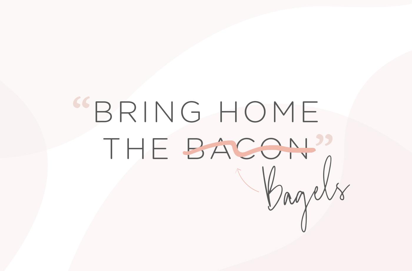 "Thumbnail for Sorry, PETA: I'm vegan, but I won't be saying I'm ""bringing home the bagels"" anytime soon"