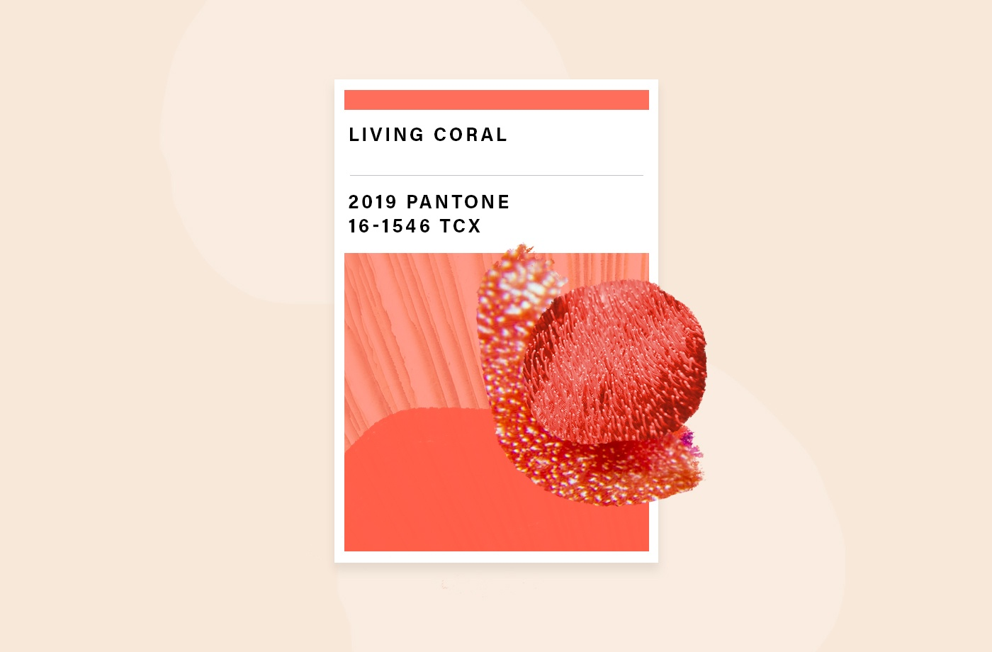 Thumbnail for Pantone is predicting a sexy (and creative) 2019 with its color of the year