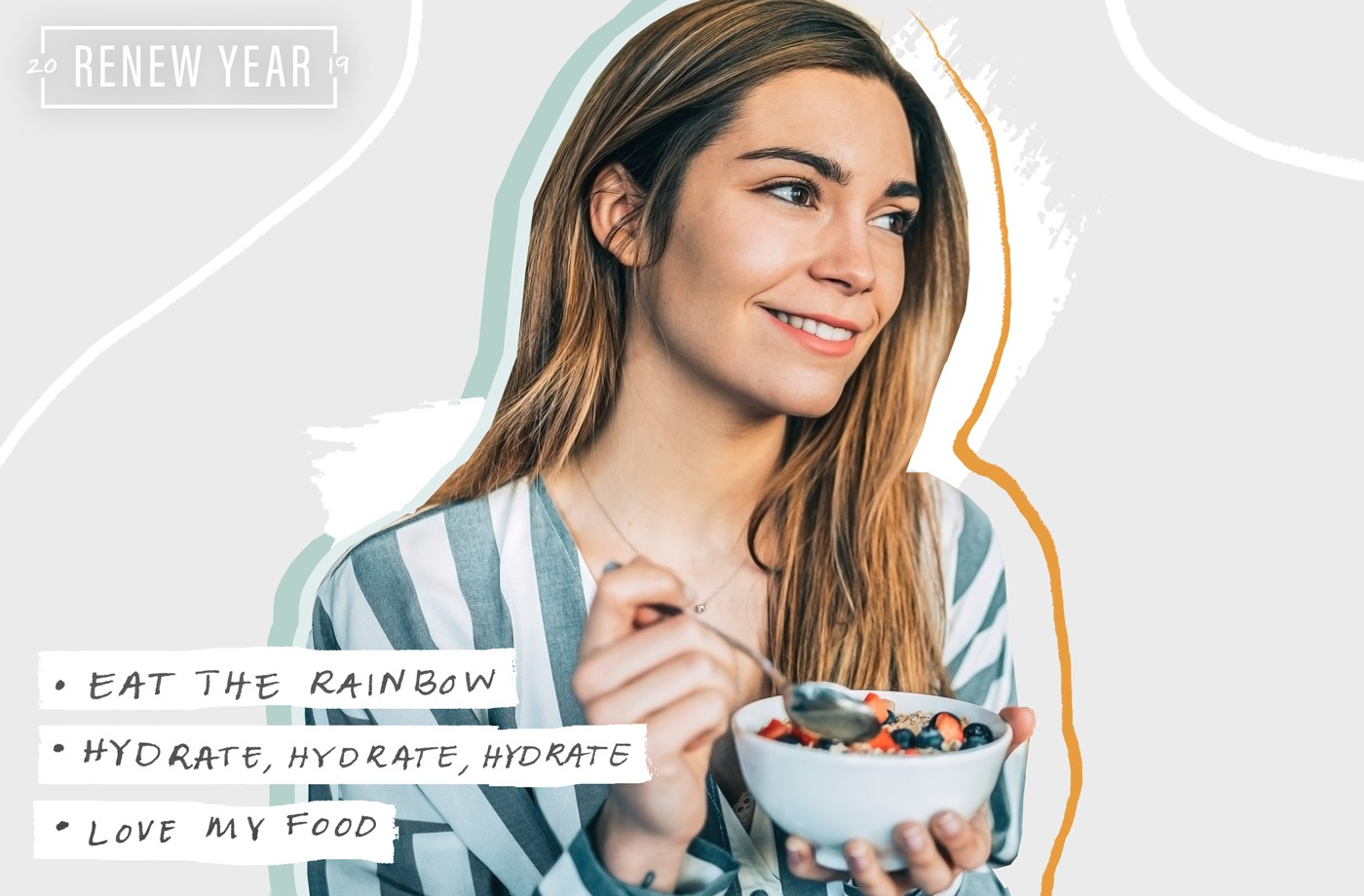 Thumbnail for How to set yourself up for success with healthy eating all year long—no dieting required