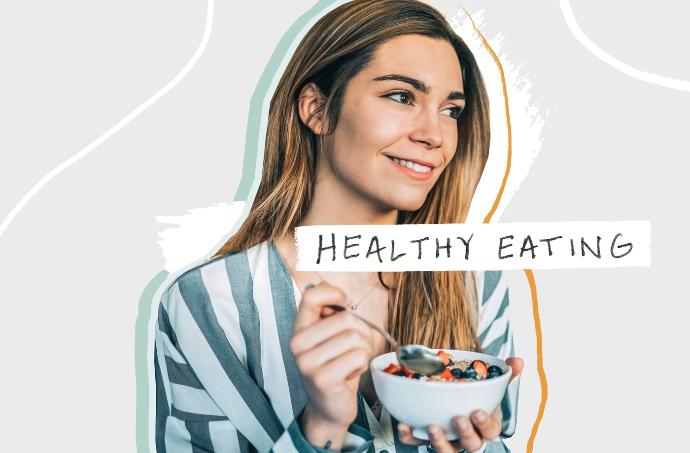 Sophia Roe will inspire your plate with healthy options