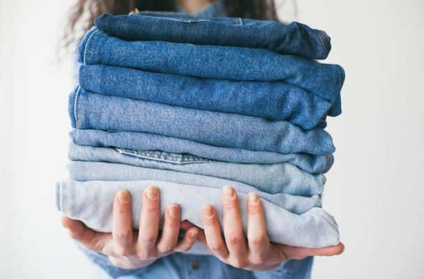 Here's how often you actually need to wash your jeans, because you know you've totally been wondering