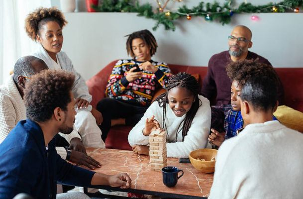 Yahtzee! Making family QT way more pleasant is as easy as classic board games