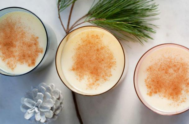 Everything you need to know about eating raw eggs, just in time for eggnog season