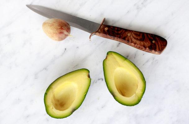 Uh, apparently we should all be washing our avocados before eating them