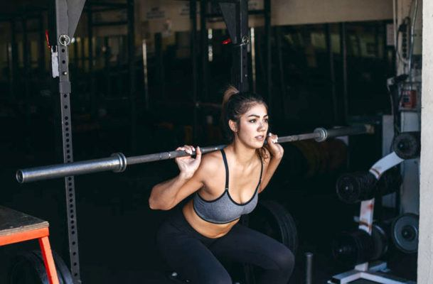 Take simple squats up a notch with tempo training