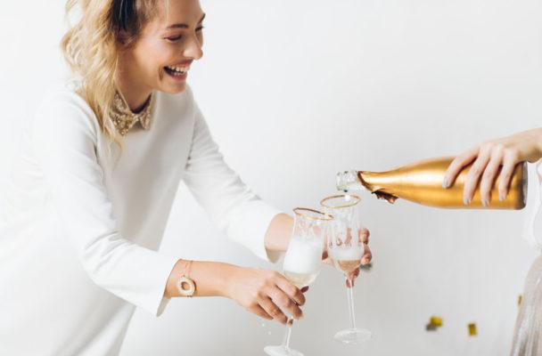 Sipping champagne is great and all, but have you tried bubbly in your skin care?