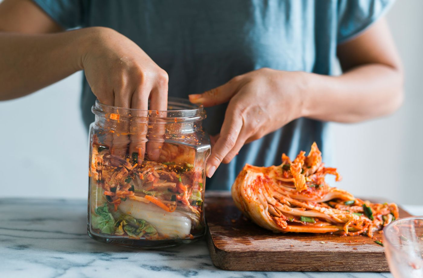 Thumbnail for Sure, kimchi can help you beat bloat—but did you know about these 5 other health benefits?
