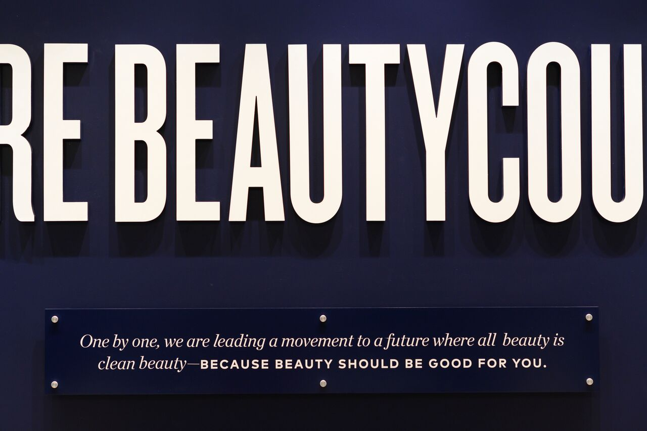 Thumbnail for A Tour of the Clean Beauty Mecca That Just Hit The Streets of NYC