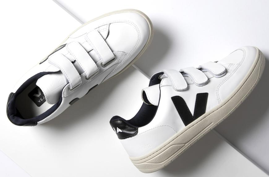 "Thumbnail for Velcro Sneakers Are the Latest ""so Uncool, They're Cool"" Footwear Craze"
