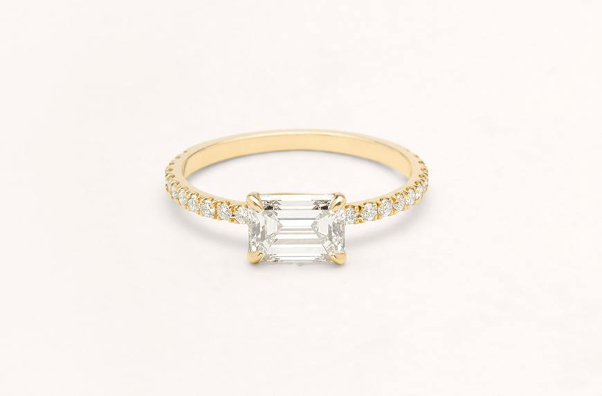 sustainable engagement rings